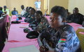 """Uniformed women in Torit: """"We are empowered to professionally deliver in leadership roles"""""""