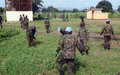 UN Peacekeepers Clean up Torit State Hospital