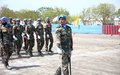 Joyous celebration as Indian peacekeepers receive medals of honour in Malakal