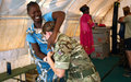 "Peacekeepers in Malakal give girls a ""fighting chance"" to defend themselves"