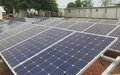 Greening the Blue: New Hybrid Solar Project Launched in Torit