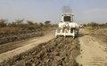 UNMISS engineering work helps connect Jonglei communities to new Bor-Juba road