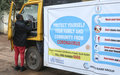 UNMISS, Citizen's Task Force start 14-day awareness raising campaign on COVID-19