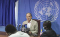 Near Verbatim Transcript of SRSG/Head of UNMISS David Shearer's Press Conference – Opening Remarks and Q & A