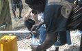 UNMISSS hands over water system in Malith, Lakes State