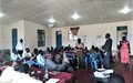 UNMISS gives a boost to judicial processes in the Jonglei area