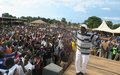 Passionate partying as thousands of Yei residents revel in peace concert