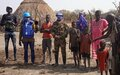 UNMISS helps restore calm and stability following recent violence in Koch