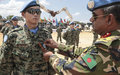 Pride and honour: Korean peacekeepers earn coveted, multi-coloured UN medals
