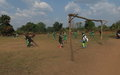 Sports transform Yambio suburbs from frontlines of conflict to springboard for peace