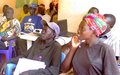 Local residents form Community Peace Committee to promote peace