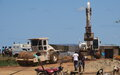 UNMISS completes emergency repair of crucial road in Bor town