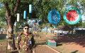 International Day of UN Peacekeepers: Majharul Nowshad, Bangladesh