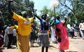 Malakal Town Celebrates Cultural Diversity in Song and Dance