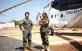 Malakal's trailblazing military women tell stories of trials and triumphs as the UN celebrates women in peacekeeping