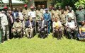 UNMISS Child Protection trains 60 members of South Sudan's armed forces on child rights