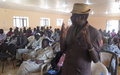 Marial Bai Agreement to regulate relations between farmers and pastoralists in Wau area