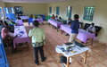 Faith-based organisations in Yambio receive human rights training from UNMISS