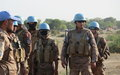 UNMISS Peacekeepers prevent abduction attempt at Bentiu protection of civilians site