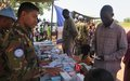 More than 300 people receive medical aid from Bangladeshi Peacekeepers in Wau