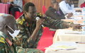 UNMISS trains military justice sector representatives on key child protection measures