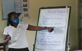 Women in Eastern Equatoria discuss strategies for empowerment at an UNMISS-led forum