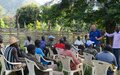 Traditional leaders in Lopit call on UNMISS to reconcile feuding communities in Lafon, Eastern Equatoria