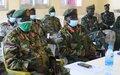 UNMISS sensitizes senior commanders of SSPDF on international human rights law