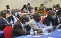 UNMISS facilitates a strategic planning exercise to support development and stability in Central Equatoria