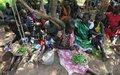 Mundari community displaced by hunger; surviving on wild leaves