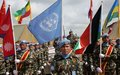 Elite Nepalese troops receive UN medals for distinguished service in South Sudan