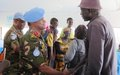 New UNMISS Sector East commander optimistic about durable peace