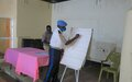 UNMISS Conduct and Discipline Team trains community focal points in Torit on preventing sexual exploitation