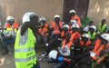 Boda-boda riders in Bentiu urged to be ambassadors of peace and safety