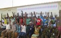 Women in Bentiu come up with action points to present to UNMISS leadership