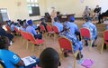 UN Police train South Sudanese counterparts on community policing and human rights