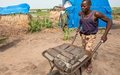 Jonglei residents learn about bricks, shops and chickens