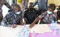 UNMISS conducts community policing workshop to build trust between law enforcers and citizens