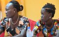 Women from Northern Bahr-el-Ghazal and Warrap call for respect for rights and full participation