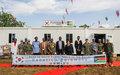 New Peace Centre opened in Bor, South Sudan