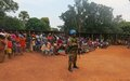 UNMISS, partners continue to provide protection and support to displaced people in Tambura