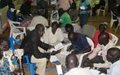 Bentiu IDPs discuss human rights and customary law