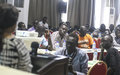 World Press Freedom Day in Juba marked by journalists urging authorities to let them do their job
