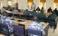 UN trains police in crime investigation
