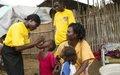 South Sudan begins polio campaign