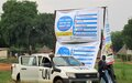 UNMISS strengthens COVID-19 risk communication at and on public gatherings in Eastern Equatoria