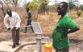 UNMISS gifts new clean water facilities to Ladu community in Juba