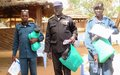 Come rain or darkness, police officers in Torit are prepared to deal with the criminally inclined