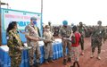 Bangladeshi peacekeepers boost local education in Wau
