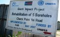 Repaired Boreholes Provide Clean Water Supply for Durupi Community